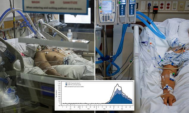 New York City had 24,000 'excess deaths', CDC report finds