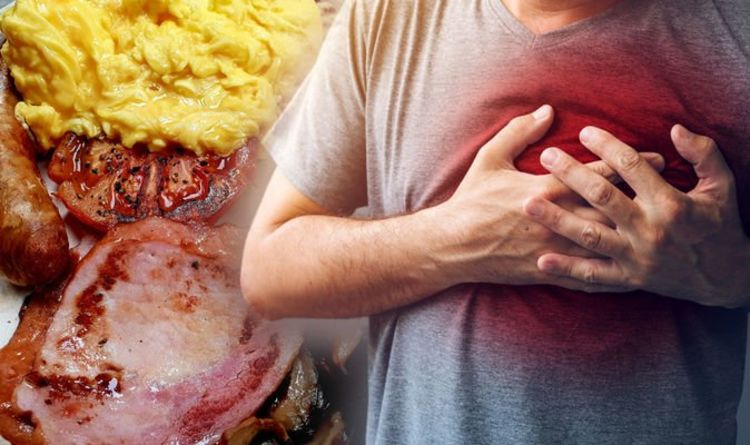 Heart attack: Worst food group which significantly raises your risk