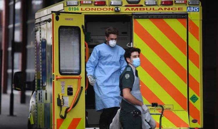 Britain faces 'calamitous consequences' as expert warns UK faces more deaths than in WW2