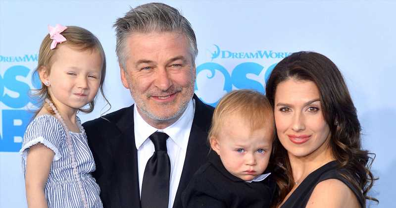 Alec and Hilaria Baldwin's Sweetest Moments With Their Kids: Family Album