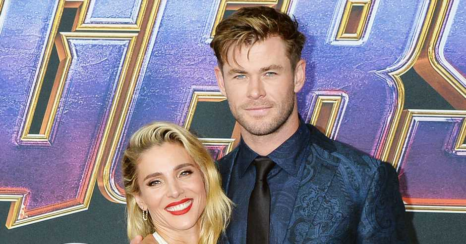 Chris Hemsworth Is 'Constantly Trying to Find Balance' as a Working Dad