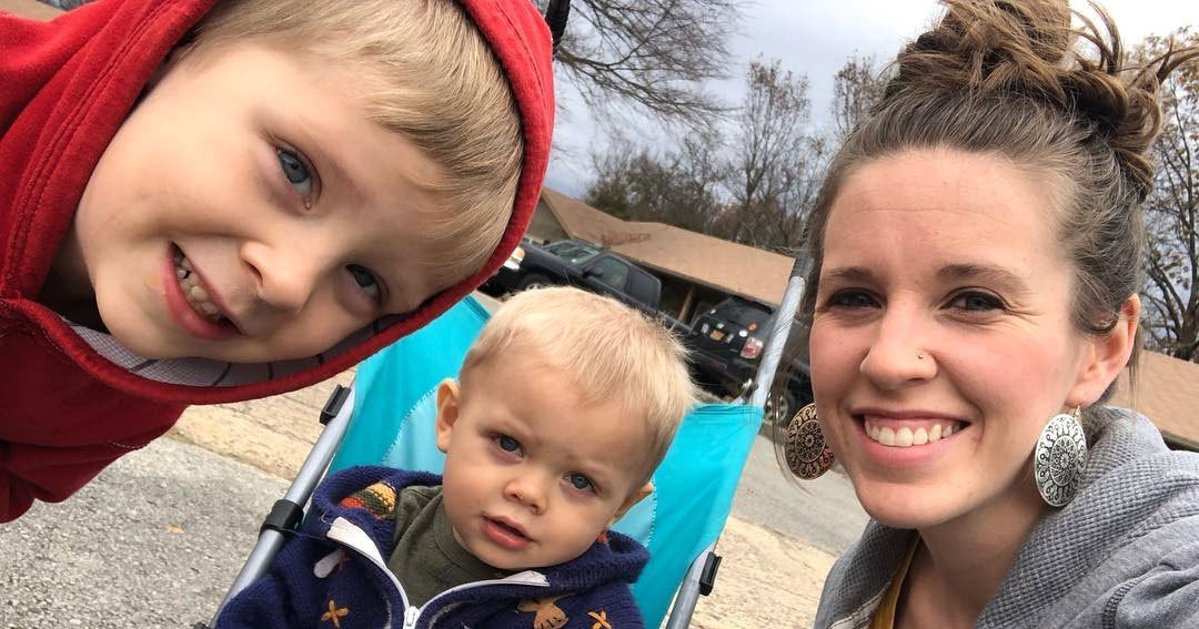 Jill Duggar Reveals Son Samuel, 2, Has 'Strong Allergies to Dust'