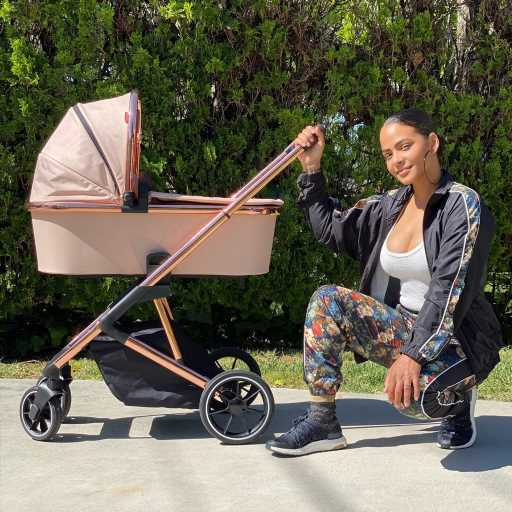 Christina Milian Talks Starting a Baby Line, Homeschooling amid Pandemic and Her Newborn Son