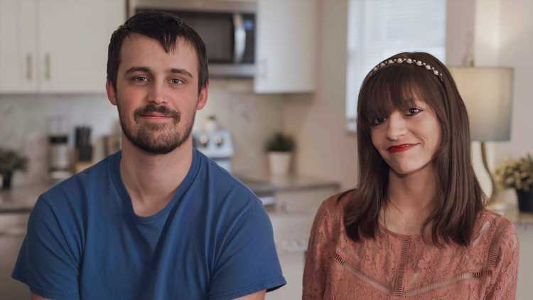 Meet David and Charisse, the Couple Navigating Disability and Pregnancy on Courteney Cox Series