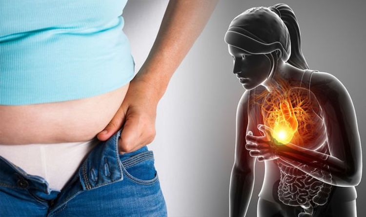 Stomach bloating causes: When your bloated tummy could be a sign of a deadly condition