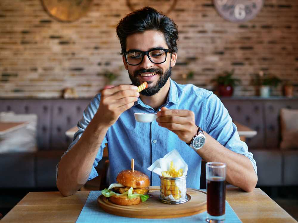 Metabolism reacts differently to meals