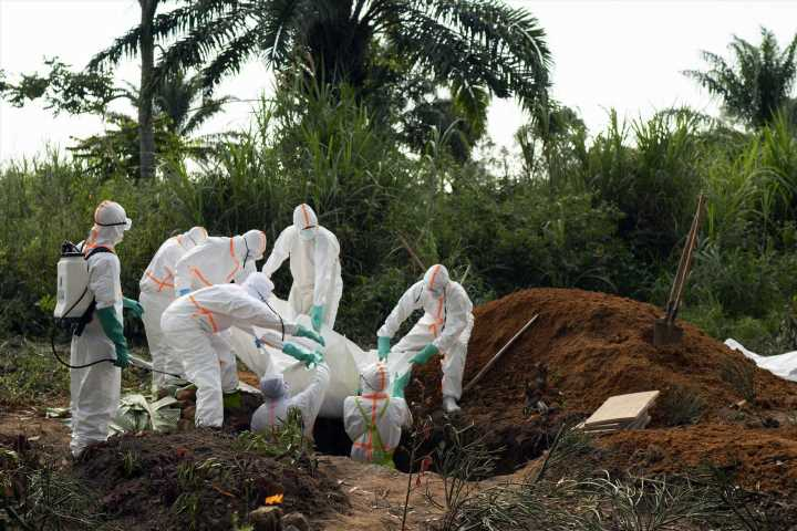 Congo announces end to 2nd deadliest Ebola outbreak ever