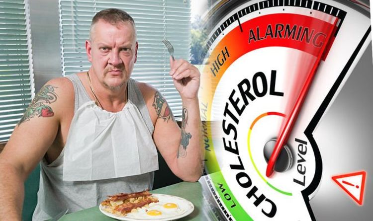 High cholesterol: Best exercise to lower your 'bad' cholesterol levels