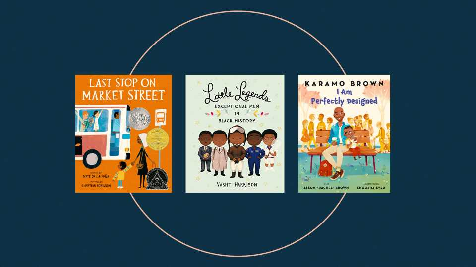 Children's Books Featuring Boys of Color You'll Want to Buy Now