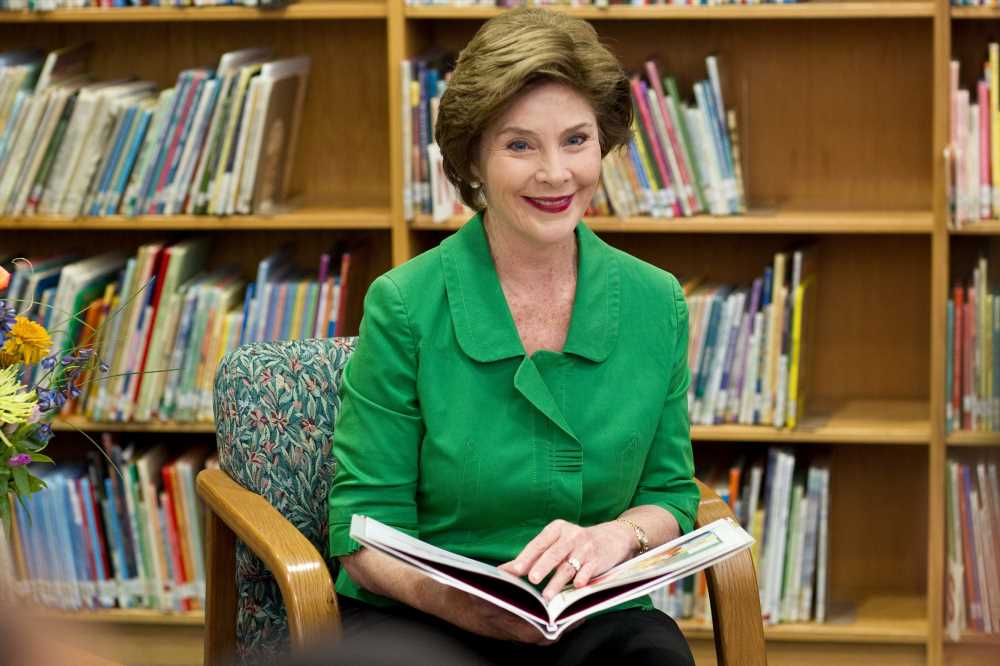 Laura Bush Shares Her 2020 Summer Reading List for Kids (and Yes, Her Daughters' Book Is on It!)