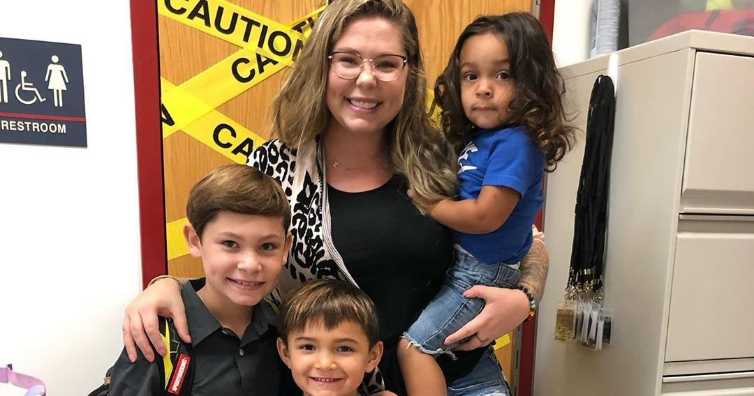 Kailyn Lowry and More Celebs Who Welcomed Babies in 2020