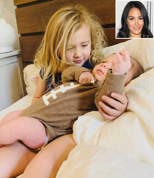 New Mom Brie Bella Reveals Why Husband Daniel Bryan Is Sleeping in Guest Bedroom for Now