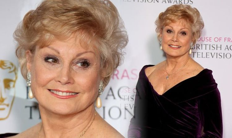 Angela Rippon health: Award-winning broadcaster's shock at health diagnosis