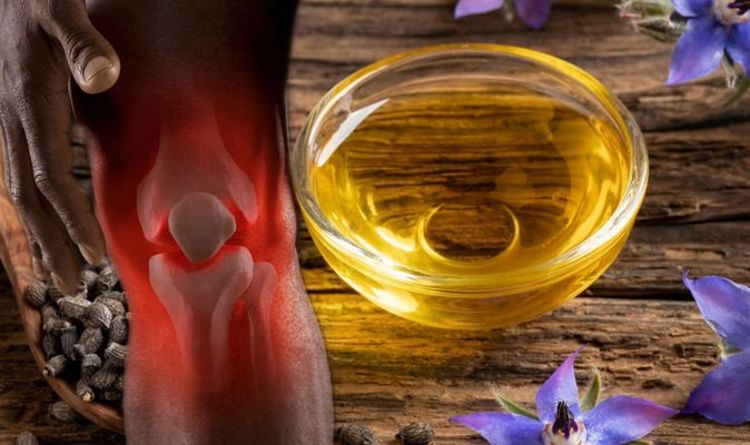 Rheumatoid arthritis treatment: The herbal supplement shown to ease swollen joints