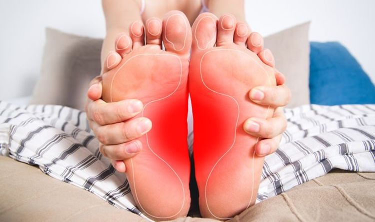 Gout symptoms: The first sign you could have the potentially disabling form of arthritis