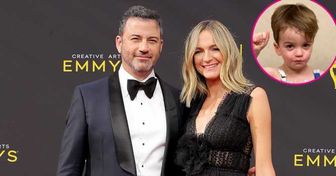 Jimmy Kimmel Gives New Look at Son's Health Journey: 'Vote With Your Heart'