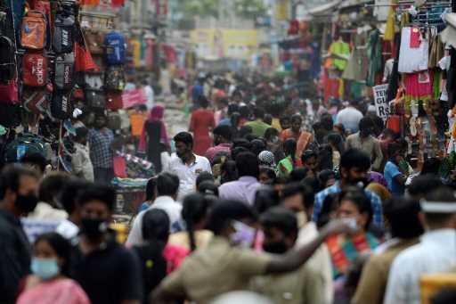 Virus, what virus? India gets back to work