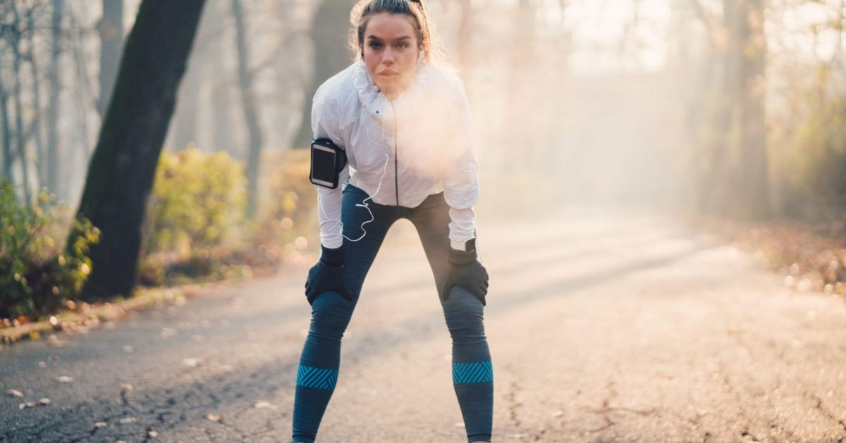 All the benefits of outdoor winter exercise you didn't know about