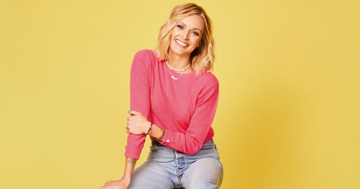 Fearne Cotton shares her top mental health podcasts and Instagram accounts