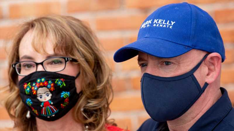 The truth about Gabby Giffords and Mark Kelly's marriage