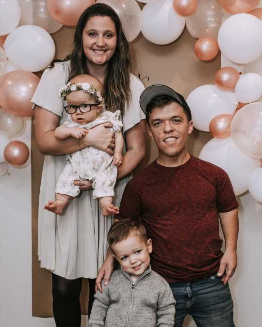 Tori Roloff Praises 'Resilient' Daughter Lilah on Her First Birthday: 'You Are Such a Gift'