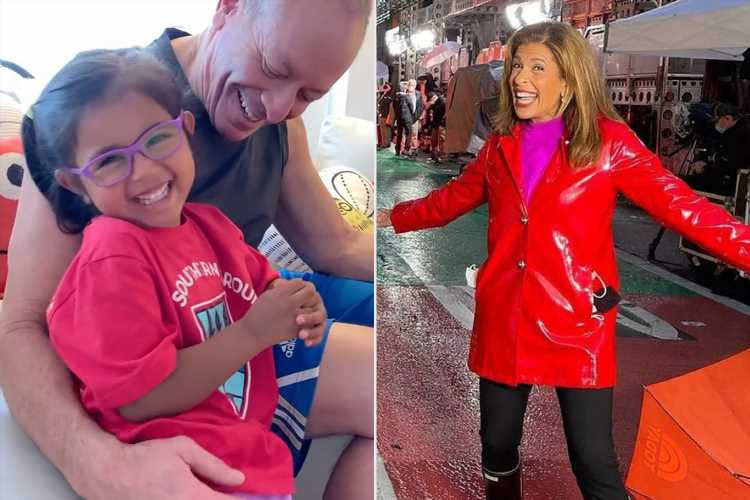 Hoda Kotb Gave Daughter Haley, 3, a 'Secret Signal' During Thanksgiving Parade — See Her Cute Reaction!
