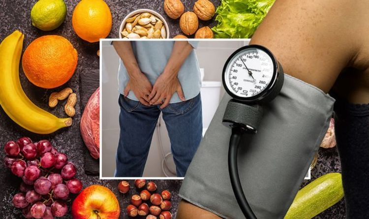 Low potassium levels can raise your blood pressure – how to tell you're deficient