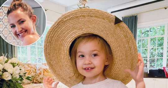 Like Mother, Like Daughter! Kate Hudson's Daughter 'Wears So Many Hats'