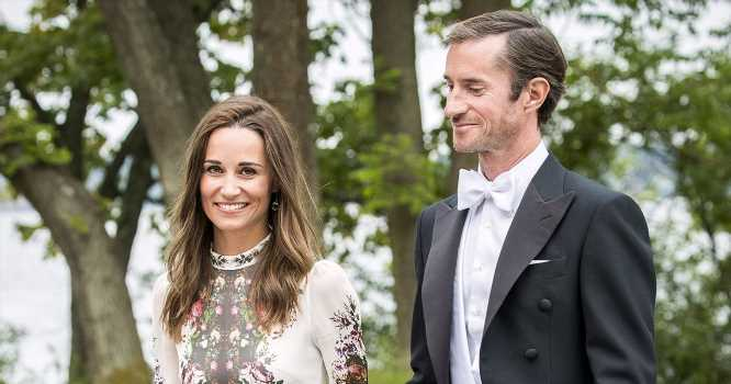 Pippa Middleton Is Expecting 2nd Child With James Matthews: Report