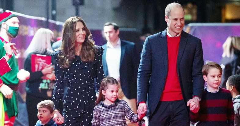 Prince William, Duchess Kate Plan to Bring Kids to More Royal Engagements