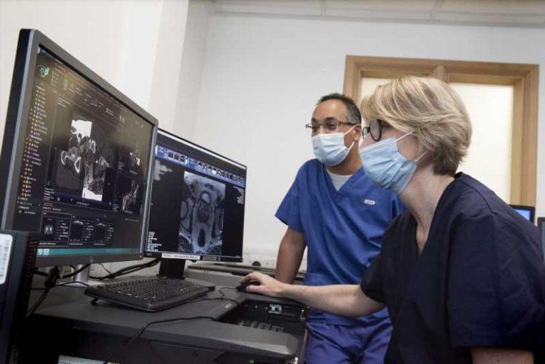 UK hospital first to use AI cancer treatment tool