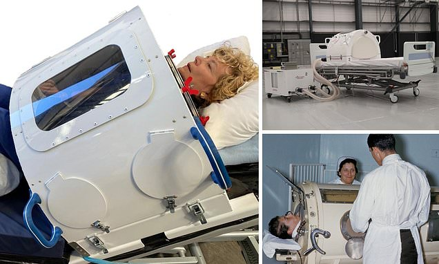 New 'iron lung' ventilator could revolutionise Covid treatment