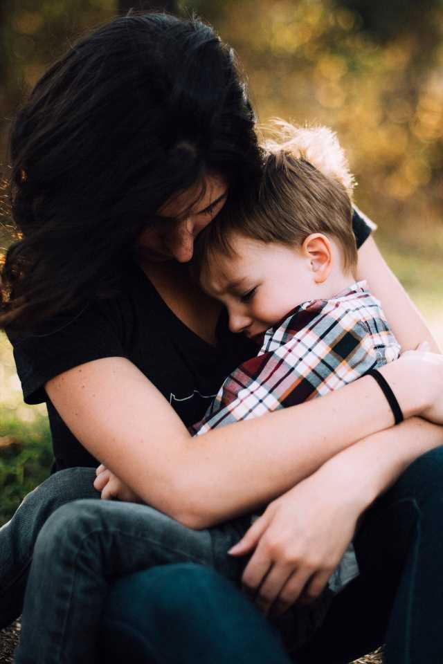 Explaining to your child why behavior is wrong may not always work