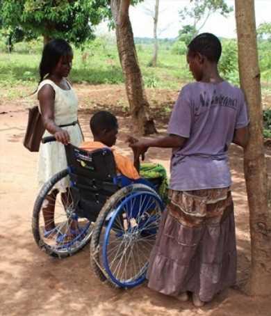 Children with cerebral palsy in rural Uganda have 25 times higher risk of premature death