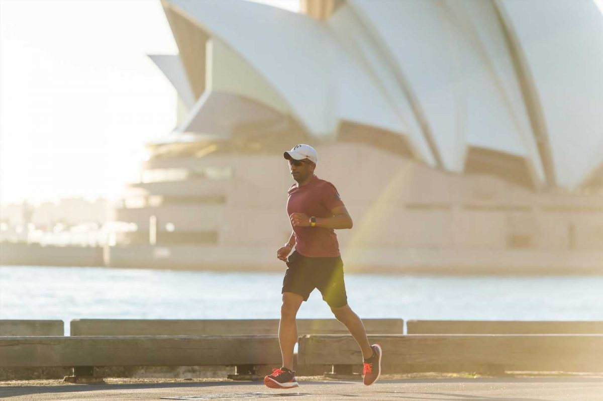 Increased exercise in midlife linked with better brain health in later life