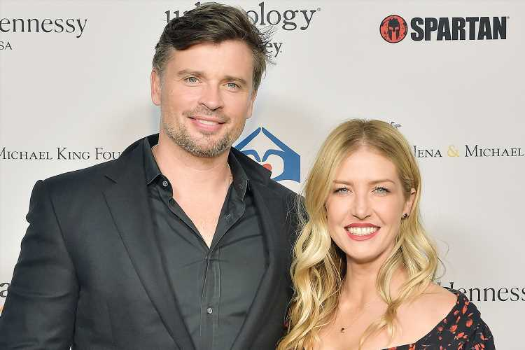 Smallville Actor Tom Welling and Wife Jessica Expecting Second Child Together