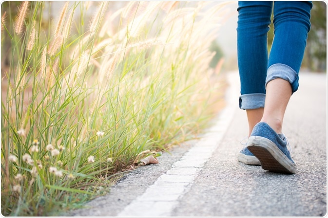 Does Walking Help with Mental Health Problems?