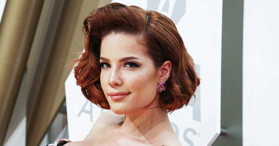 Celebs Who Hid Baby Bumps Amid Quarantine: Halsey and More