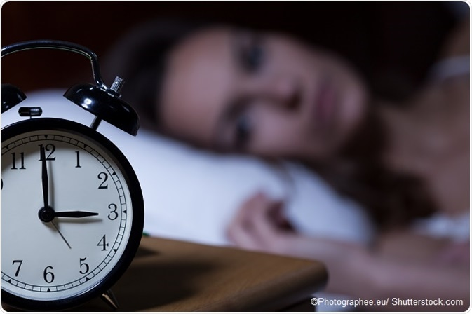 Middle of the Night Insomnia and Biphasic Sleeping