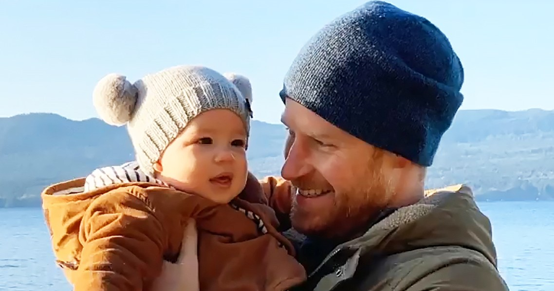 3 Syllables! Prince Harry Shares Son Archie's Surprising 1st Word