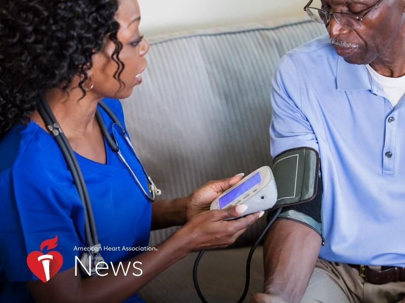 Lifelong discrimination linked to high blood pressure in black people