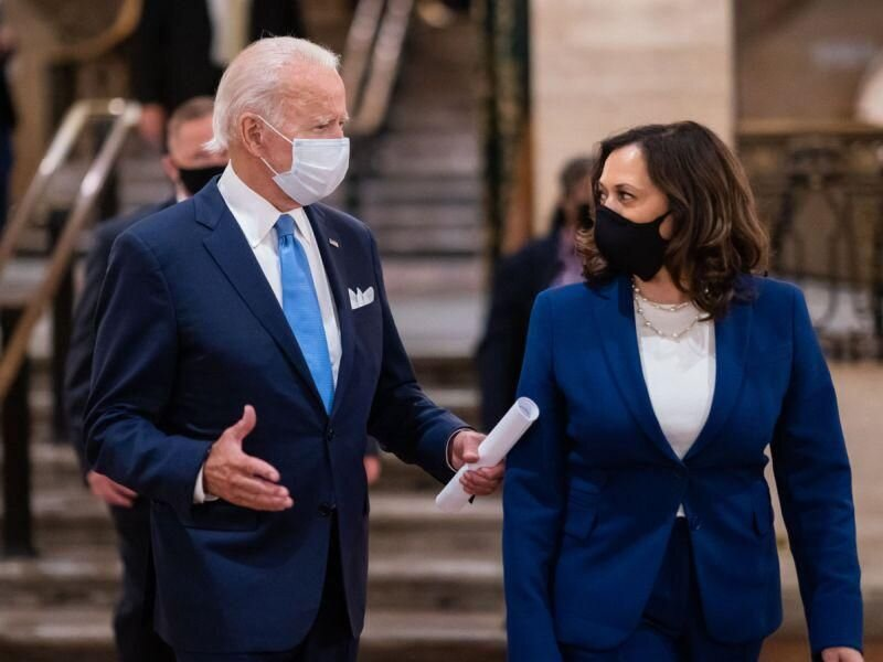 Biden predicts all Americans can get COVID vaccine by August