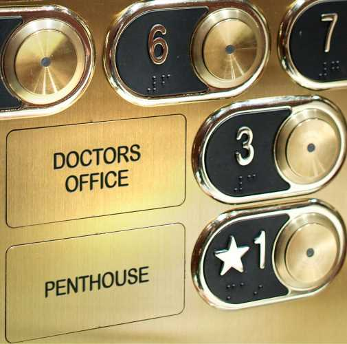 In High-End Real Estate, Are Doctors the New Doormen?
