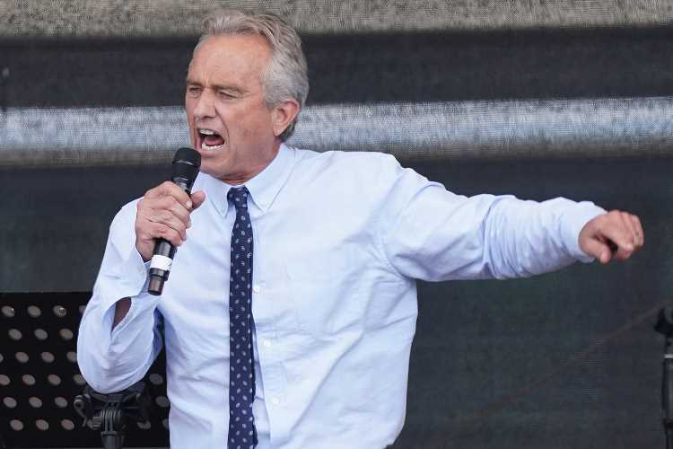 Robert F. Kennedy Jr. Banned from Instagram for Repeatedly Sharing False Anti-Vaccine Claims