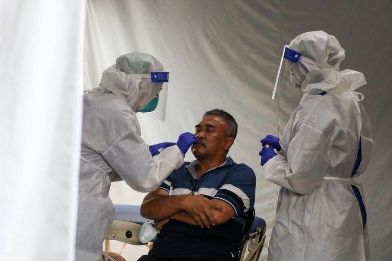 Malaysia reports 2,998 new coronavirus cases, 22 deaths