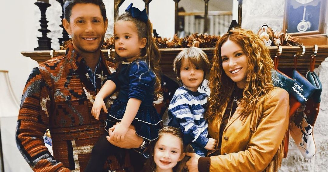 Supernaturally Sweet! See Jensen and Danneel Ackles' Best Pics With 3 Kids