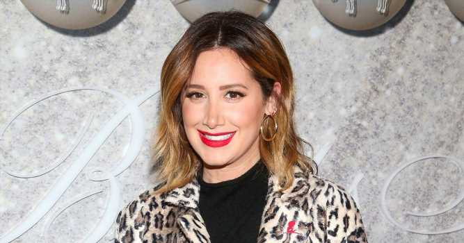 Ashley Tisdale Shares Maternity Shoot Amid 'Uncomfortable' Body Changes