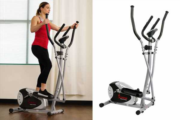 The Small Space-Friendly Elliptical That's 'Worth Every Penny' Is Just $150 at Amazon