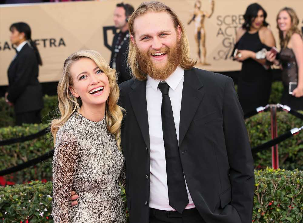 Wyatt Russell, Wife Meredith Hagner Reveal They've Welcomed Son Buddy Prine: 'Nothing Short of Magic'
