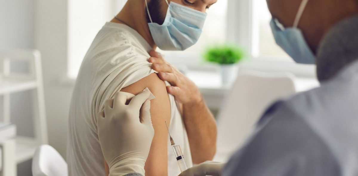 Get the COVID vaccine that's available to you—and don't forget your flu shot